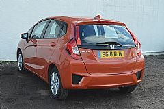 please mouse over this HONDA JAZZ thumbnail for larger photograph