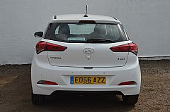 please mouse over this HYUNDAI I20 thumbnail for larger photograph