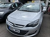 click here for more photographs of this VAUXHALLASTRA
