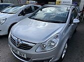 click here for more photographs of this VAUXHALL CORSA