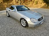 please mouse over this MERCEDES BENZ 230 SLK thumbnail for larger photograph