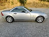 please mouse over this MERCEDES BENZ230 SLK thumbnail for larger photograph