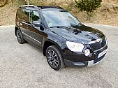 please mouse over this SKODA YETI thumbnail for larger photograph