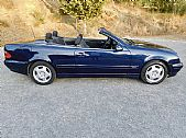 please mouse over this MERCEDES BENZ200 CLK thumbnail for larger photograph