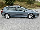 please mouse over this PEUGEOT 407 SW thumbnail for larger photograph