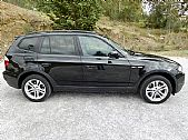 please mouse over this BMWX3  thumbnail for larger photograph