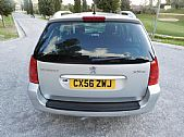 please mouse over this PEUGEOT307 SW thumbnail for larger photograph