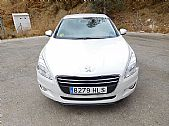 please mouse over this PEUGEOT508 thumbnail for larger photograph