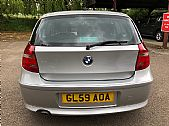 please mouse over this BMW 116D thumbnail for larger photograph